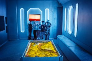 Интерактивная песочница Детский день рождения в Днепр