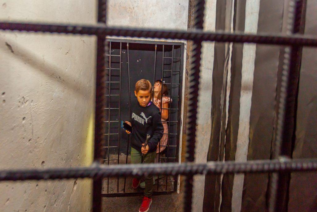 квест комнаты хоррор для детей в Днепре