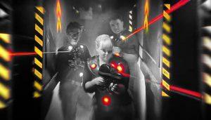 лазертаг для детей и взрослых
